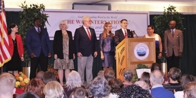 Blue Ridge Region's 75 Years and Onward Day in the Word
