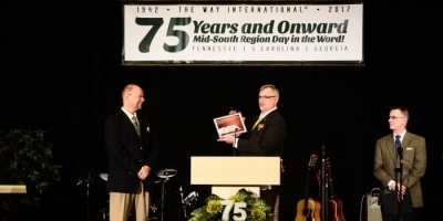 Mid-South Region's 75 Years and Onward Day in the Word