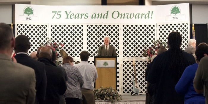 East Central Region's 75 Years and Onward Day in the Word