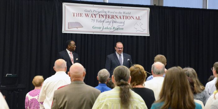 Great Lakes Region's 75 Years and Onward Day in the Word