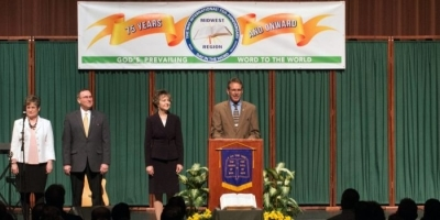 Midwest Region's 75 Years and Onward Day in the Word