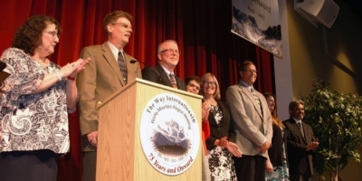 Rocky Mountain Region's 75 Years and Onward Day in the Word