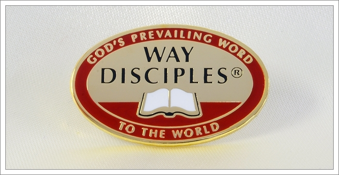 Way Disciples of Outreach Group XXVI: Sent Forth to Speak!