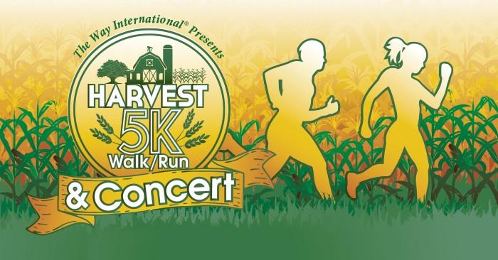 Harvest 5K and Concert