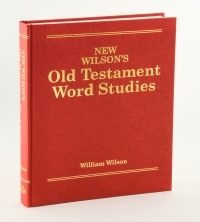 New Wilson's Old Testament Word Studies book