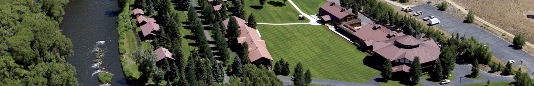 Camp Gunnison—The Way Household Ranch aerial view