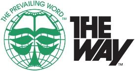 The Way logo in English