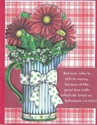 Pinterest card: Ephesians 2:4