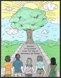 Pinterest card: I Thessalonians 5:11